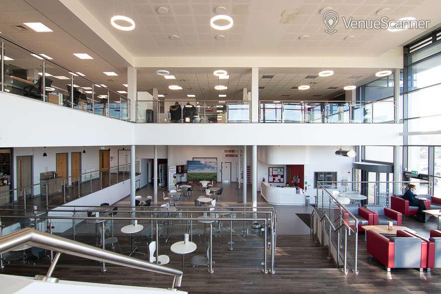 Hire Midlands Agri-Tech Innovation Hub Lower Atrium 1