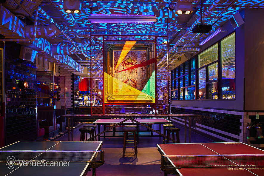 Hire Bounce Farringdon The Jaques Room 7