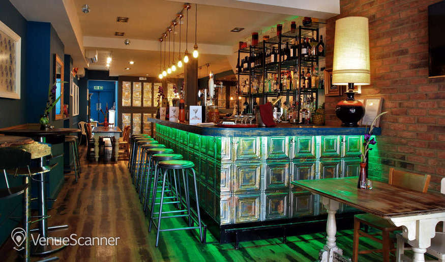 Hire The Green Room West Hampstead Exclusive Hire 1