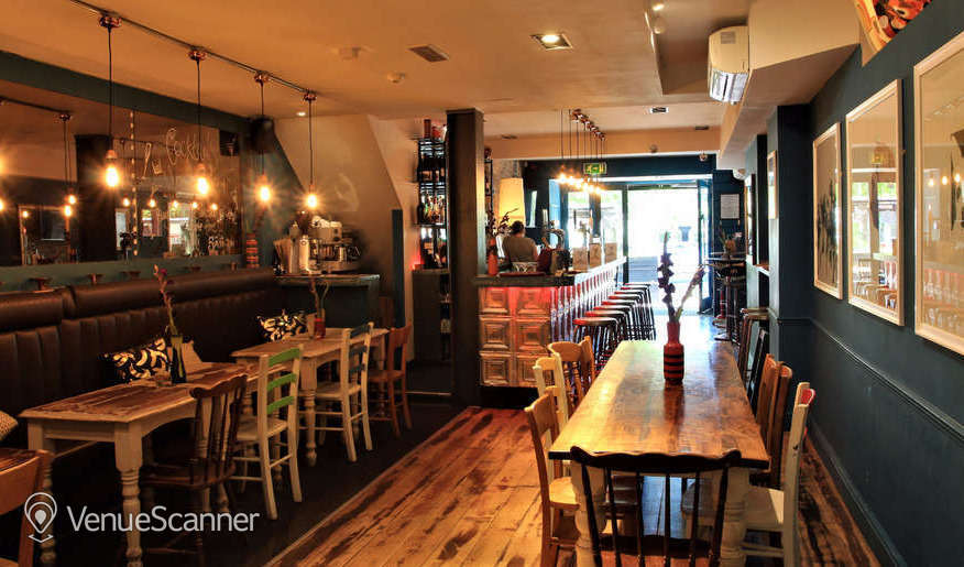 Hire The Green Room West Hampstead Exclusive Hire 5