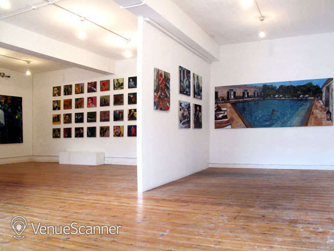 Hire The Brick Lane Gallery – The Annexe Exclusive Hire 1