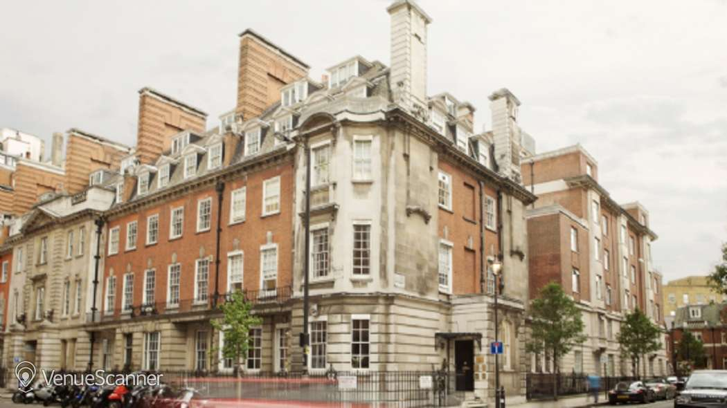 Hire I2 Office London Marylebone Ashworth 1