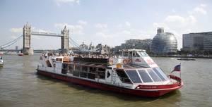 City Cruises, Millennium Time & London