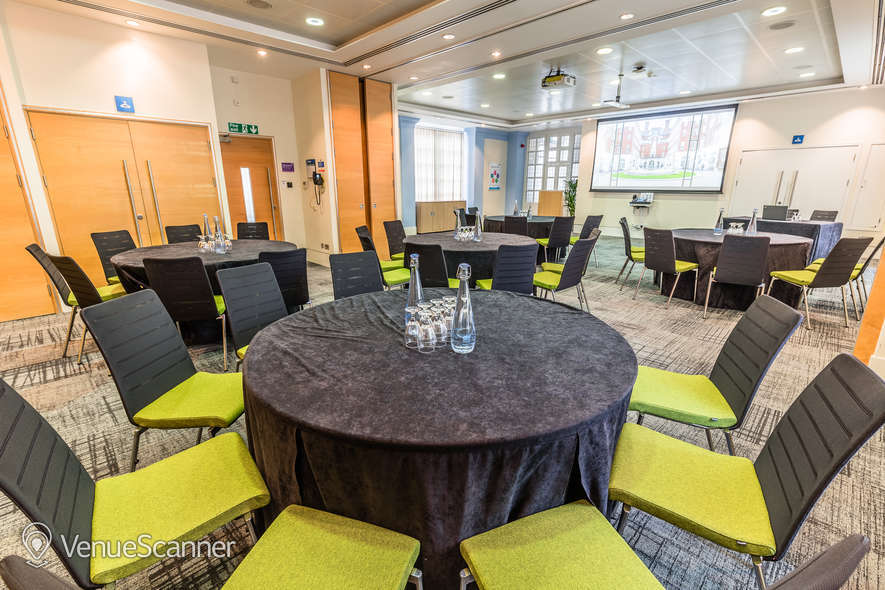 Hire BMA House Murrell Barnes Suite