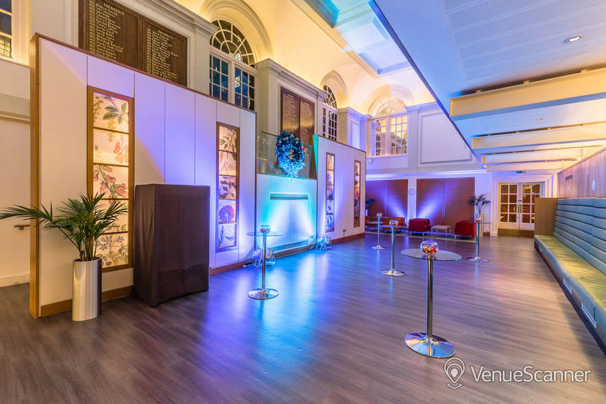 Hire BMA House 72