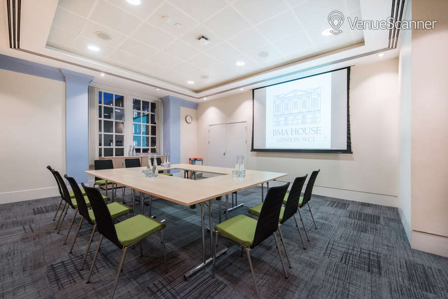 Hire BMA House Anderson Room