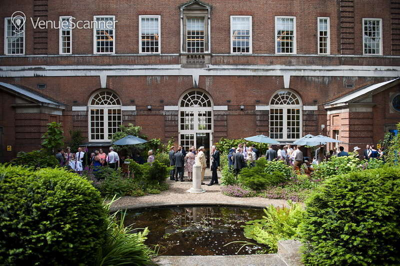 Hire BMA House The Garden 2