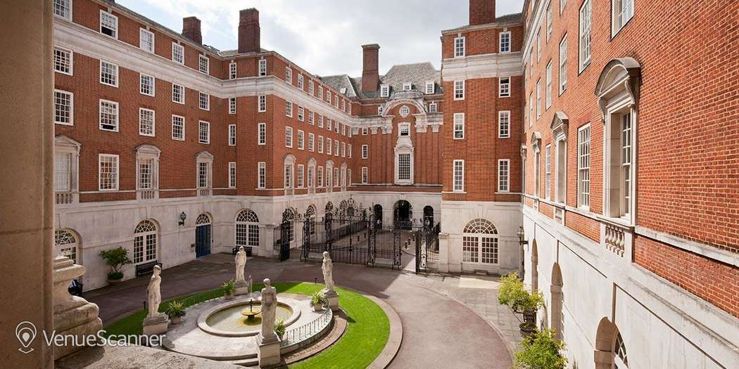 Hire BMA House The Courtyard