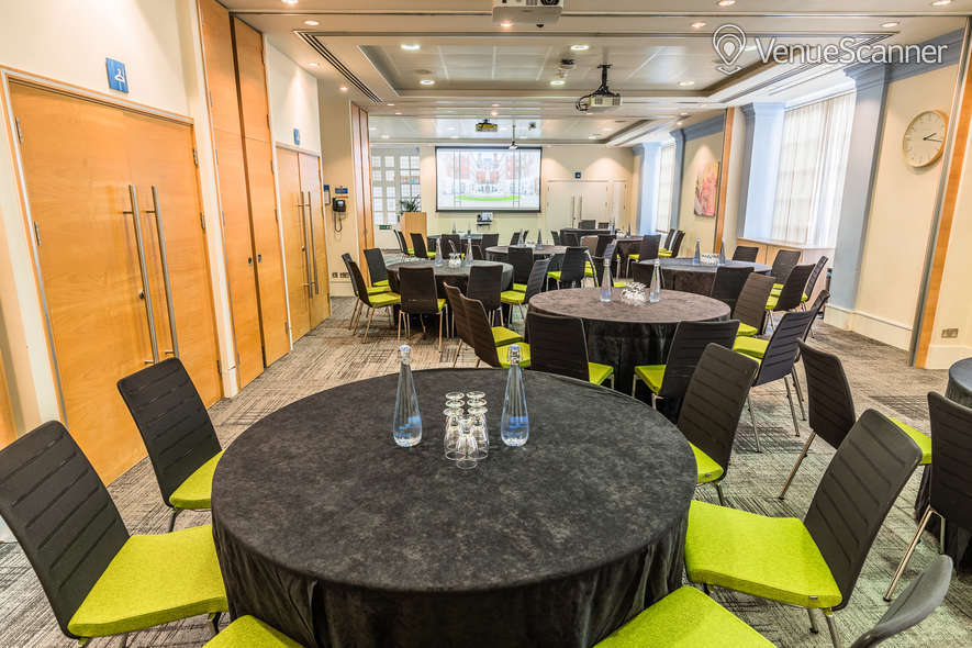 Hire BMA House Courtyard Suite