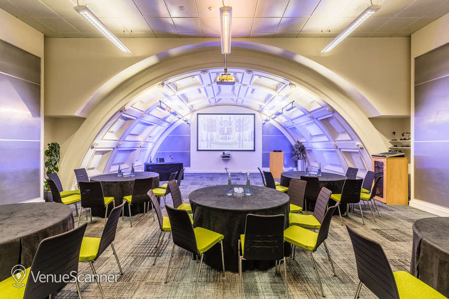 Hire BMA House Black Room