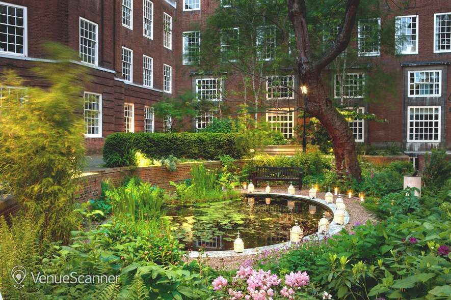 Hire BMA House The Garden