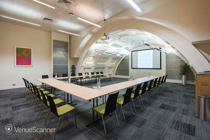 Hire BMA House Black Room 1
