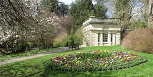 Temple Of Minerva & Botanical Gardens, Exclusive Hire
