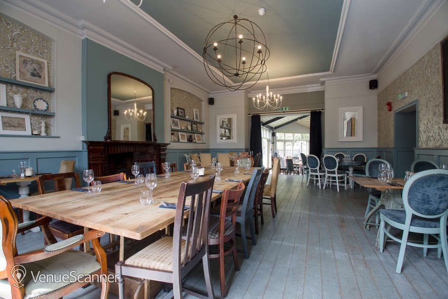 Hire Hand & Spear Dining Room