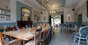 Hand & Spear, Dining Room