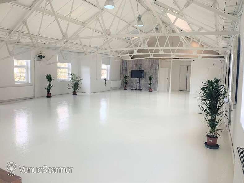 Hire Agile Studios The Original White Loft