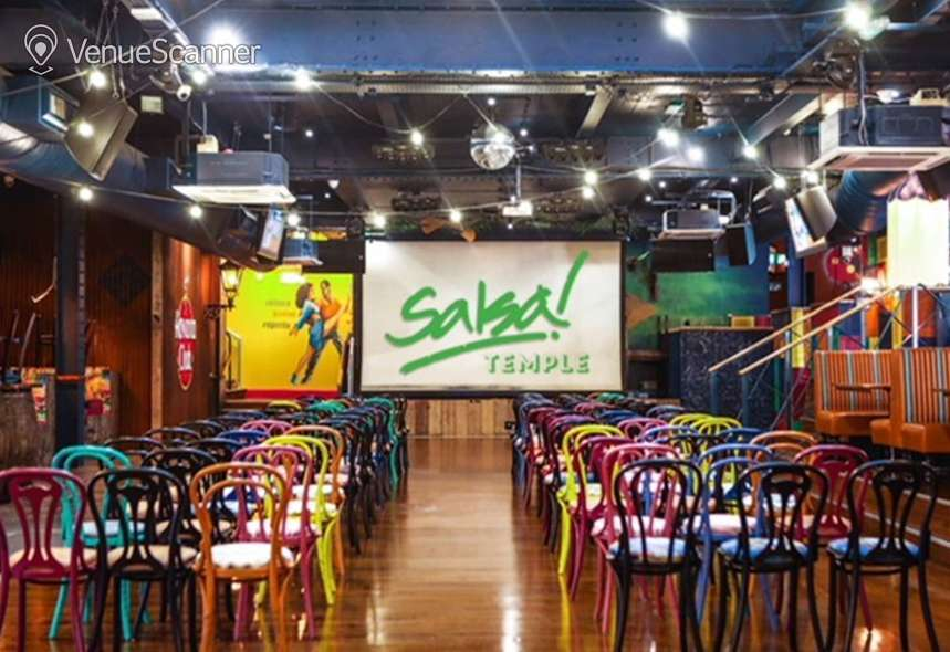 Hire Salsa! Temple Arena 3