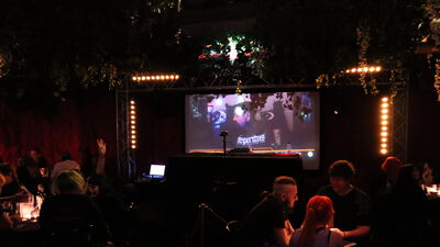 The Islington Metal Works, Live Streaming + Live Socially Distanced Audience