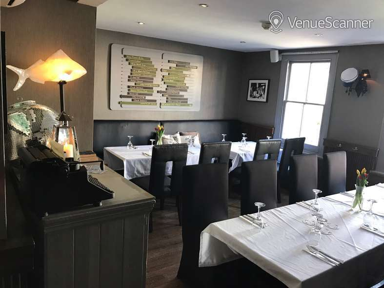 Hire Geales, Notting Hill Geales Private Dining Room 1