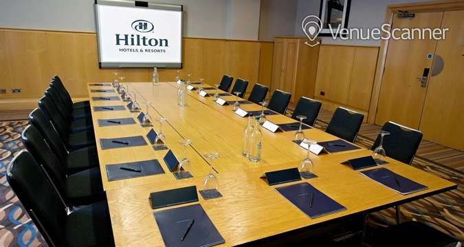 Hire Hilton Belfast Hotel Boardroom