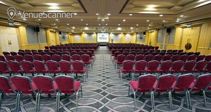 Hire Hilton Belfast Hotel Lagan Suite