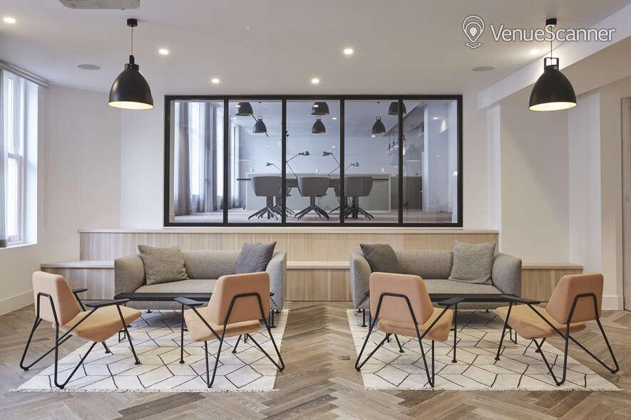Hire Wimpole Street Lounge + Courtyard 7