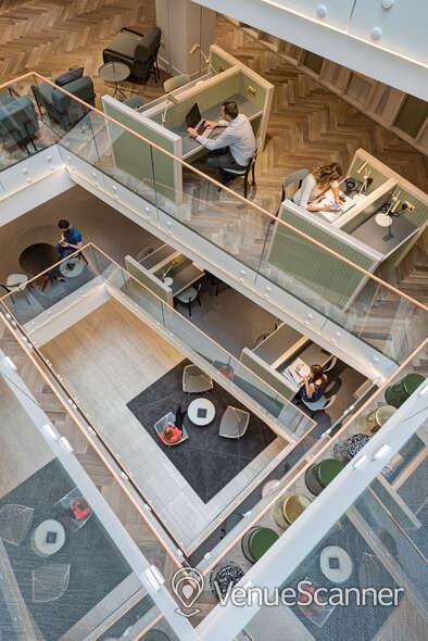 Hire Wimpole Street Lounge + Courtyard 8