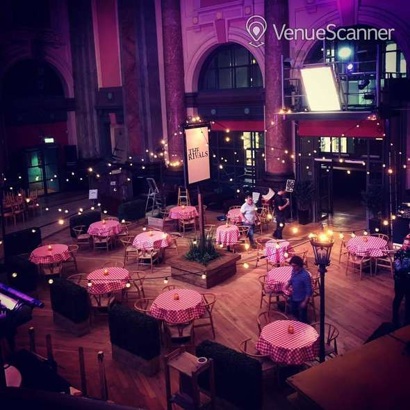 Hire Royal Exchange Theatre Great Hall