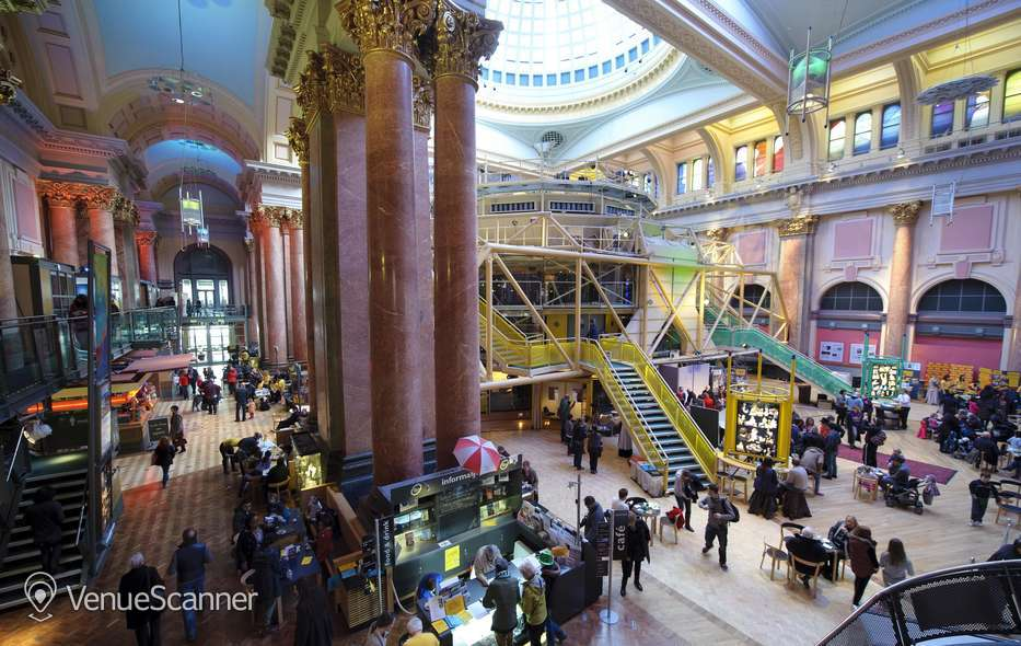 Hire Royal Exchange Theatre Great Hall 2