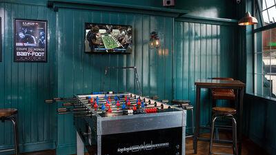 Foosball Club First Floor Victoria Tavern 0