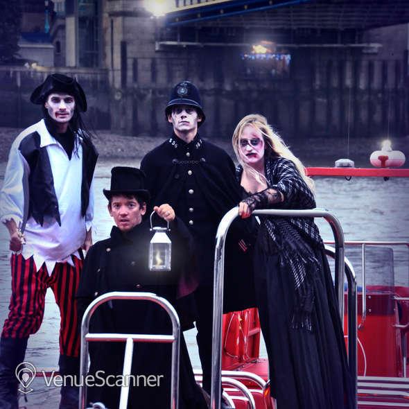 Hire Thames Rockets Thames Thriller 1
