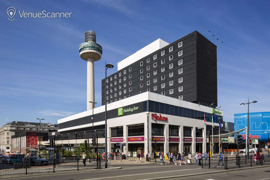 Hire Holiday Inn Liverpool City Centre New York Suite 1