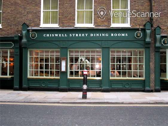 Hire Chiswell Street Dining Rooms The Melville Room 2