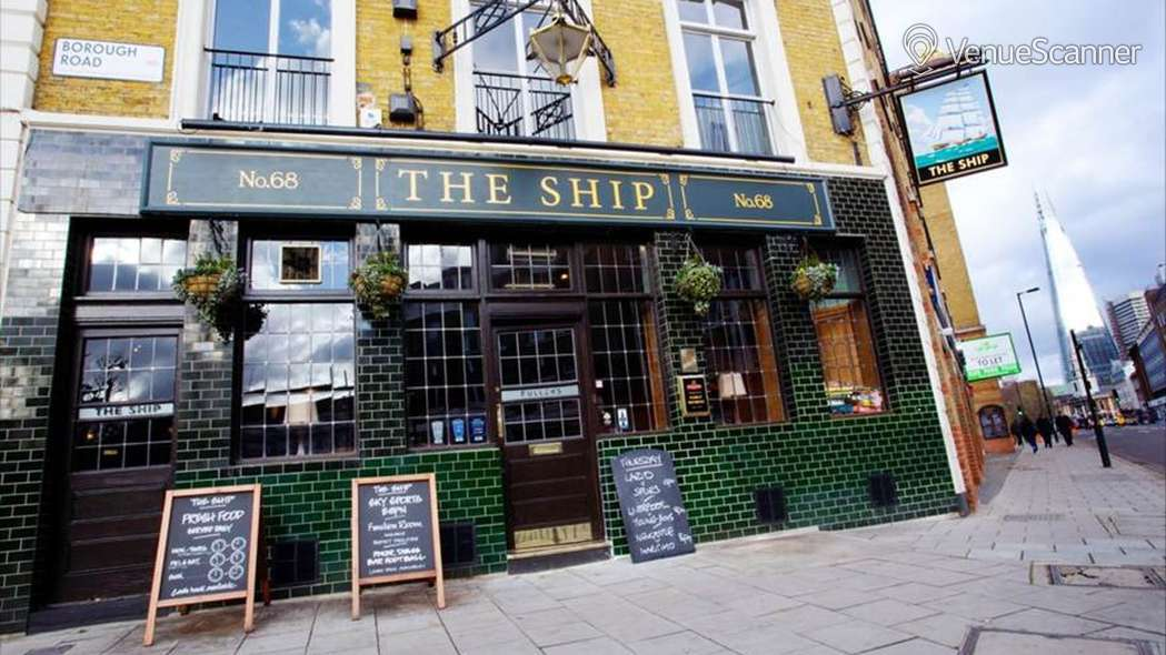Hire The Ship Upstairs Function Room 9
