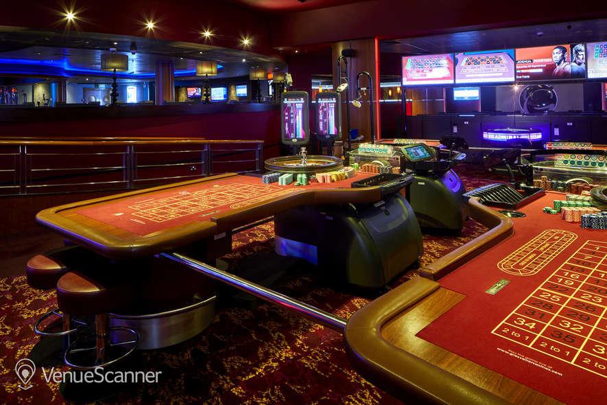Hire Grosvenor Casino Birmingham Broad Street Card Room 3