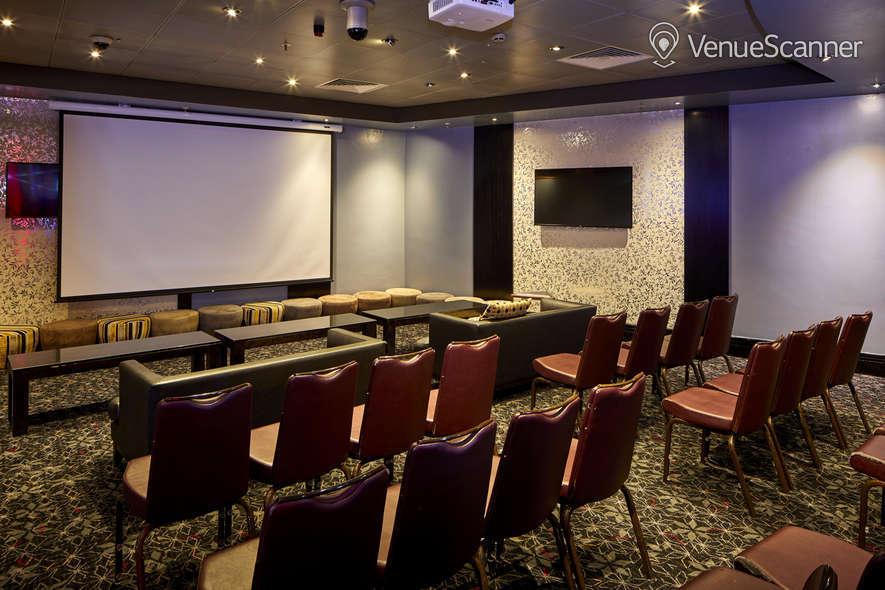 Hire Grosvenor Casino Birmingham Broad Street Card Room