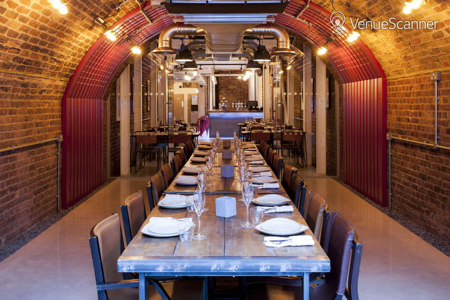Hire SAMA Bankside Private Dining Room