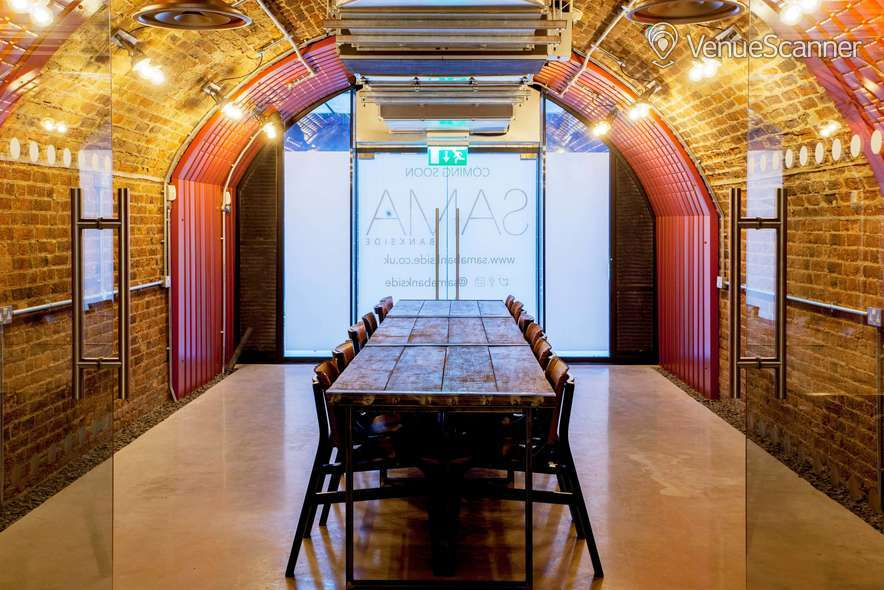 Hire Sama Bankside Private Room 4