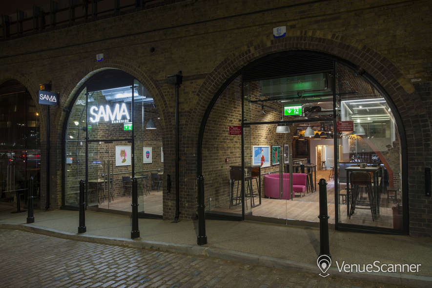 Hire Sama Bankside Entire Venue Exclusive Hire 2