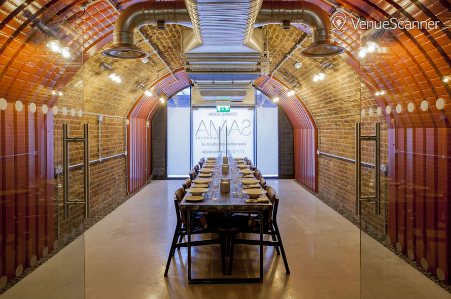 Hire Sama Bankside Private Room 1