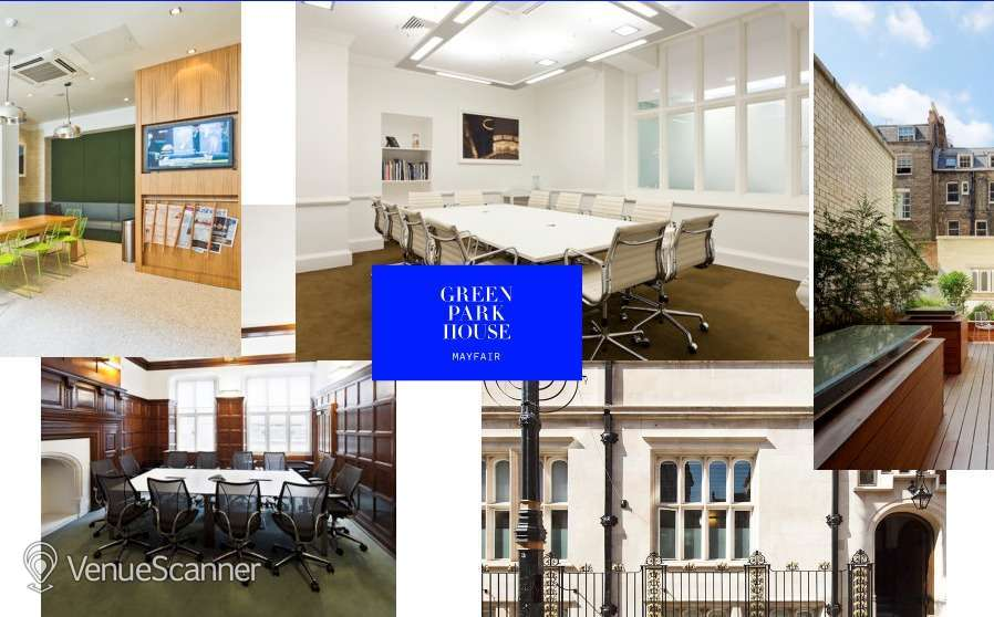 Hire The Office Group Green Park House The Boardroom 1