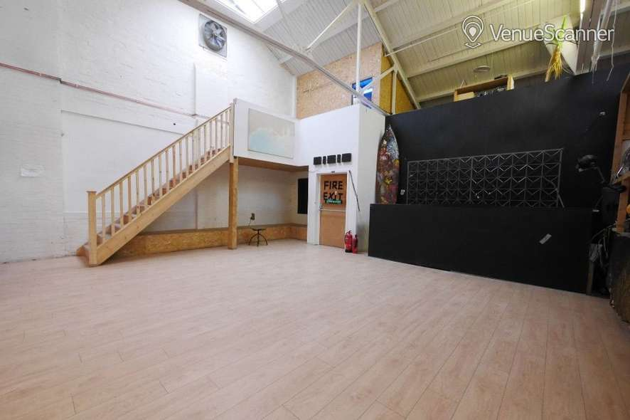 Hire Low Profile Studios The Warehouse 1