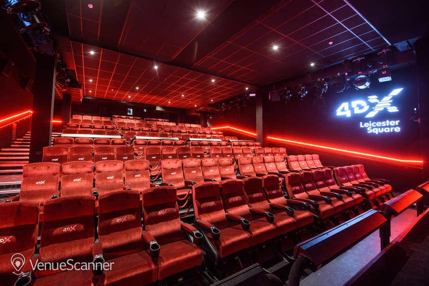 Hire Cineworld Leicester Square Imax
