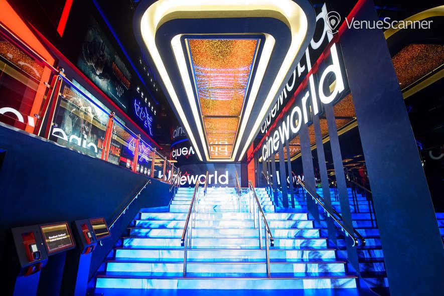 Hire Cineworld Leicester Square Imax    3