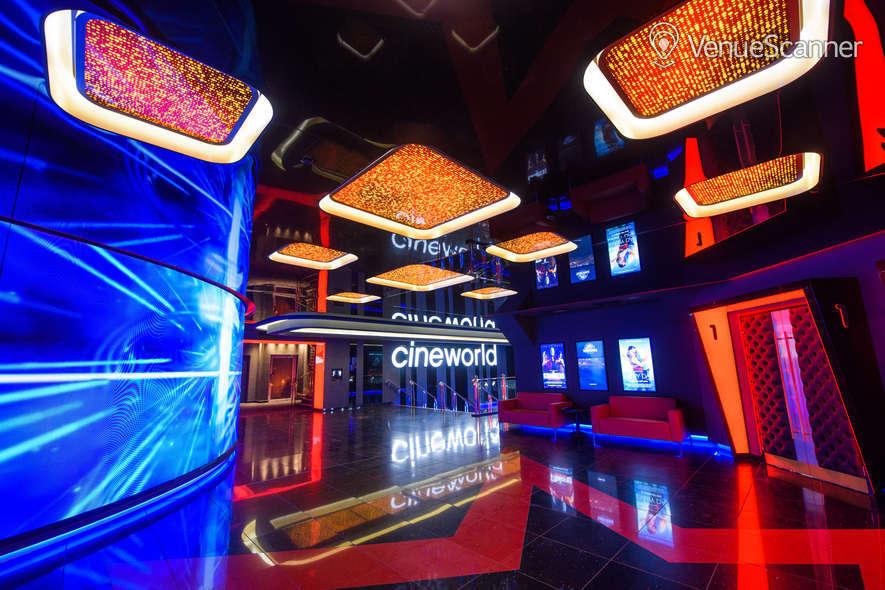 Hire Cineworld Leicester Square Imax    2