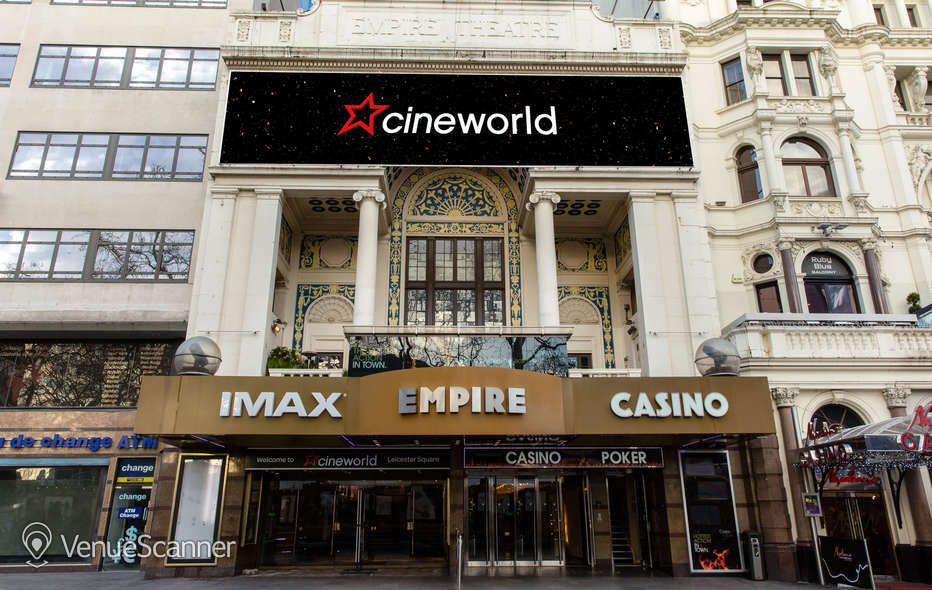 Hire Cineworld Leicester Square Imax    4
