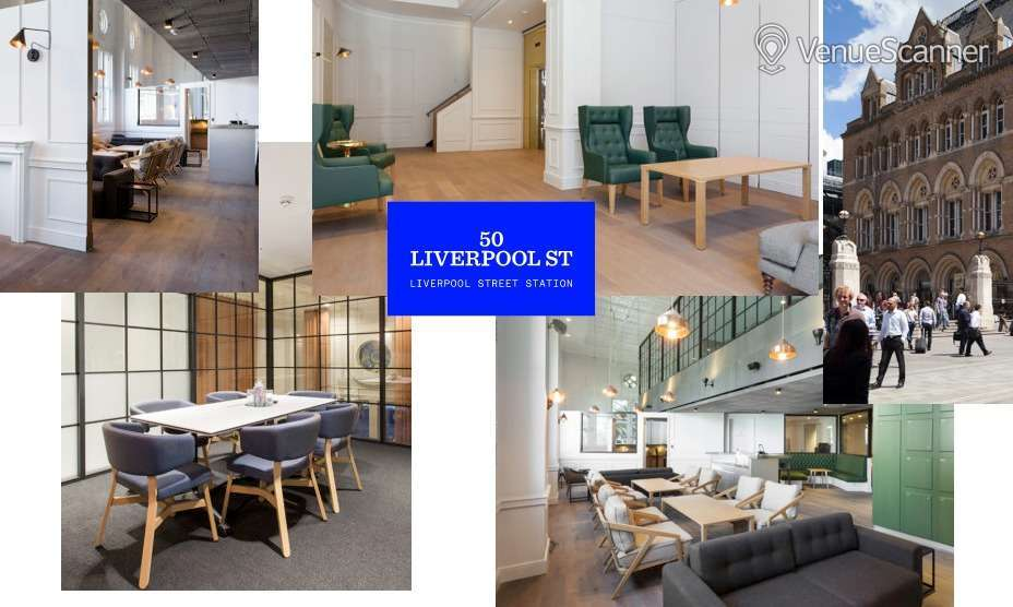 Hire The Office Group Liverpool St Meeting Room 6 1