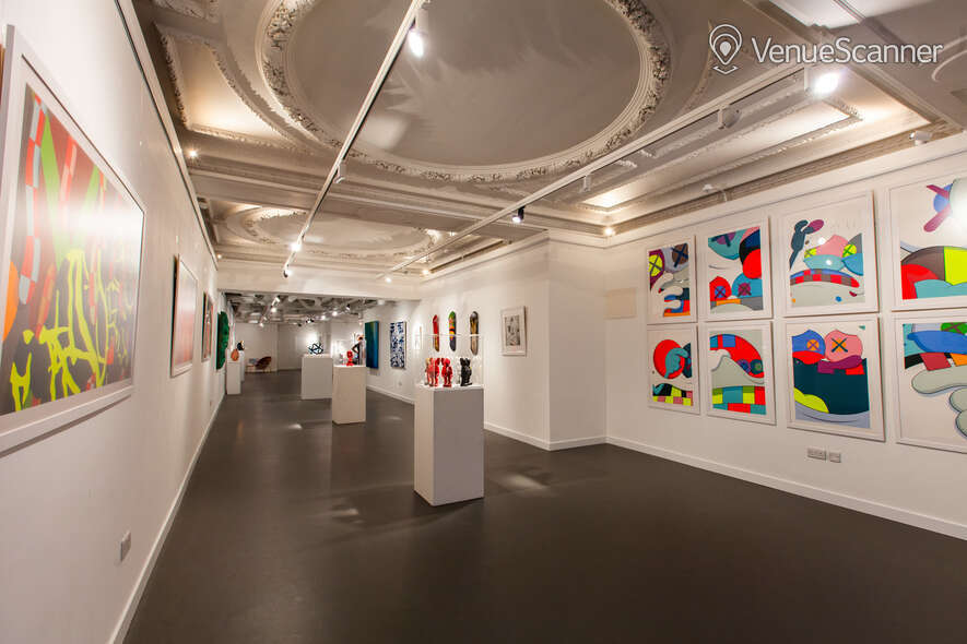 Hire White Space Mayfair White Space Mayfair 12