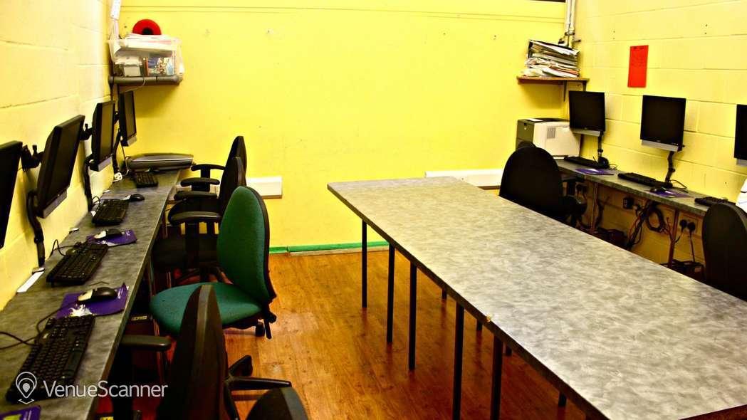 Hire Queens Crescent Community Centre ICT Suite 1