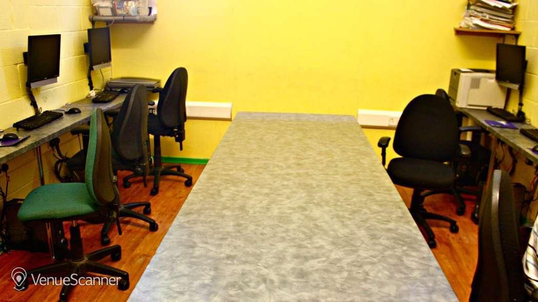 Hire Queens Crescent Community Centre ICT Suite 4